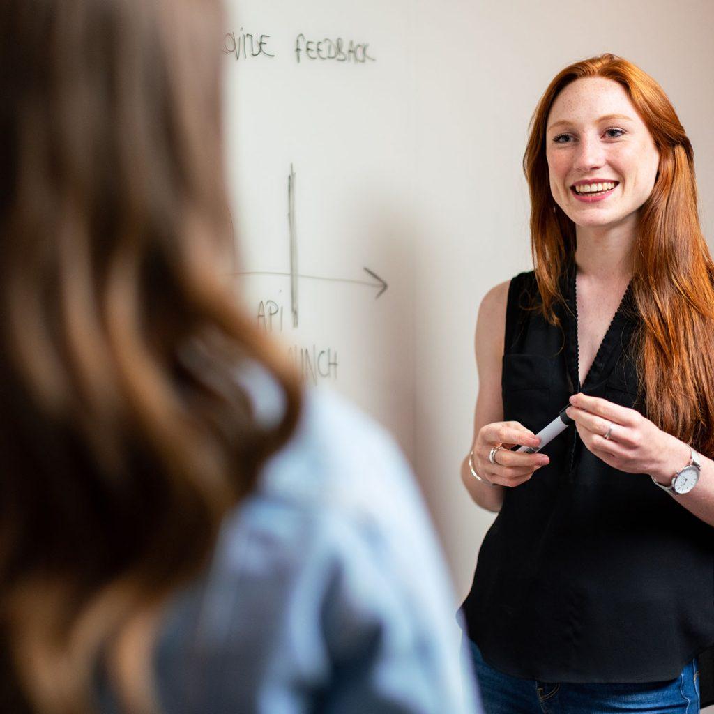 teaching STEM female programming