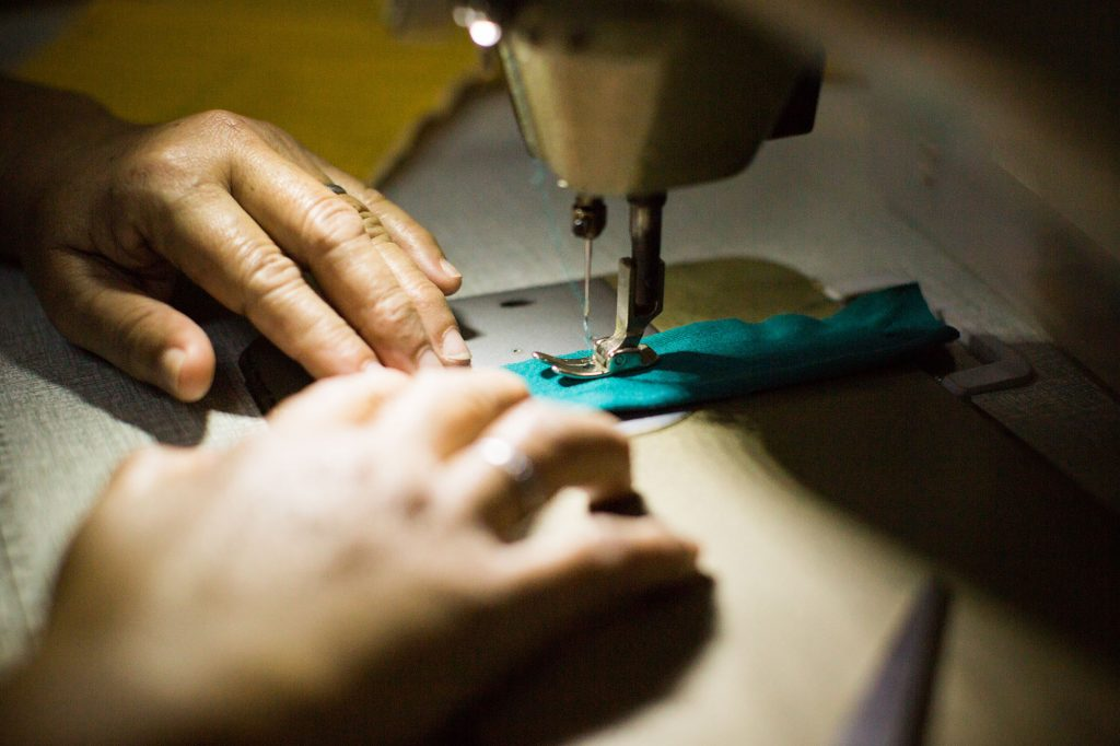 Poor working conditions for female workers in india making clothes for UK retailers